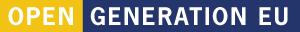 OPEN GENERATION EU logo